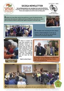 SICOGA2015 - Newsletter Day1