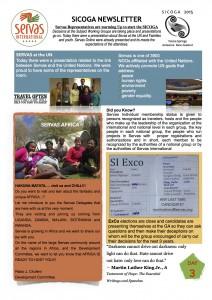 SICOGA2015 - Newsletter Day3