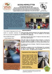 SICOGA2015 - Newsletter Day4